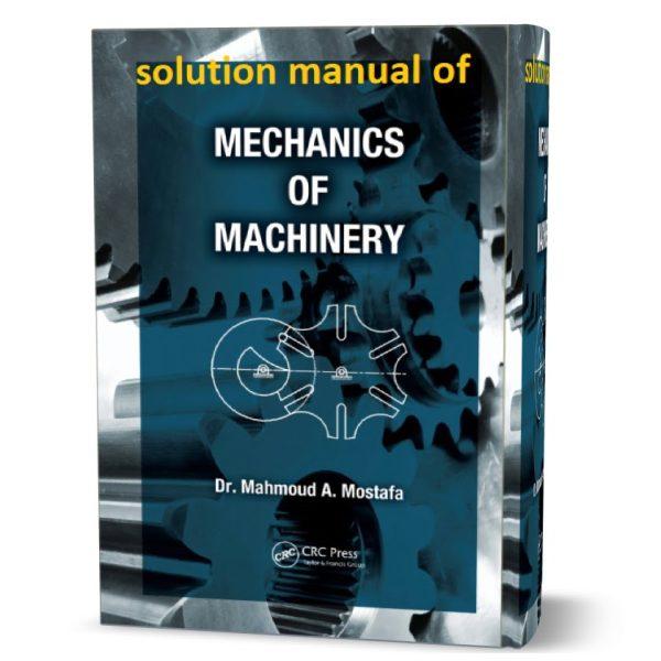 pdf solution manual of Mahmoud A. Mostafa - Mechanics of